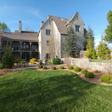 Landscaping Services in Rolla, Missouri