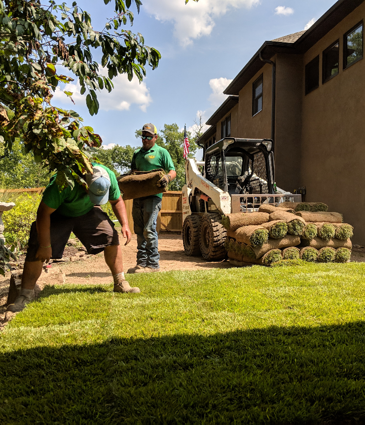 Landscape Contractor in Rolla, Missouri